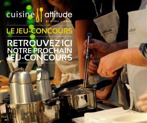 jeux concours cuisine category jeux concours le de cyril lignac