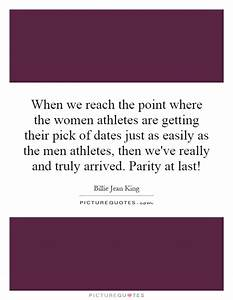 When we reach t... Parity Quotes