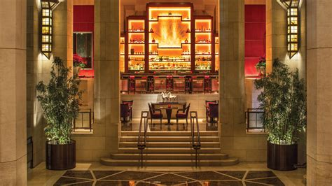 deco hotel nyc four seasons hotel new york raises a toast to ty bar and fifty7 pursuitist