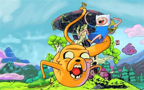 HD Adventure Time Finn And Jake Wallpapers For PC ...