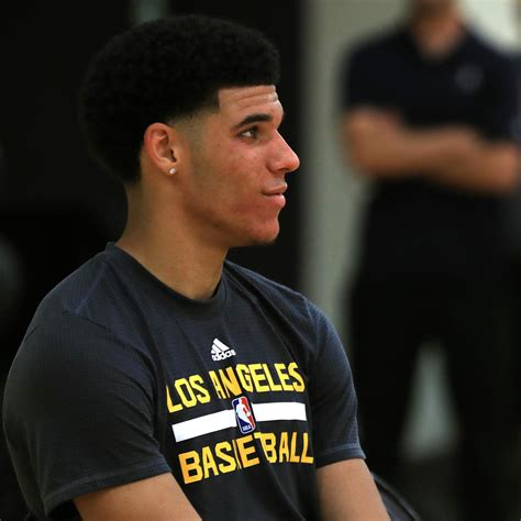 L.A. Lakers Not Entirely Sold on Lonzo Ball, Holding out ...