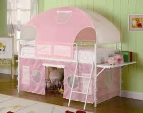 Wayfair Sofa Bed Uk by Girls Tent Bunk Bed Bunk Beds