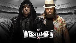 Wrestlemania 31 PREVIEW: The Beast, The Goat and The Deadman