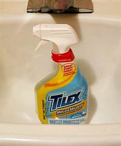 Effortless bathroom cleaning with tilexr for Best bathroom cleaner for mold and mildew