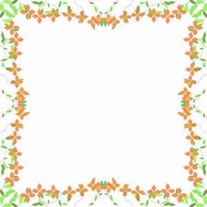 Orange Borders Clip Art (58+)