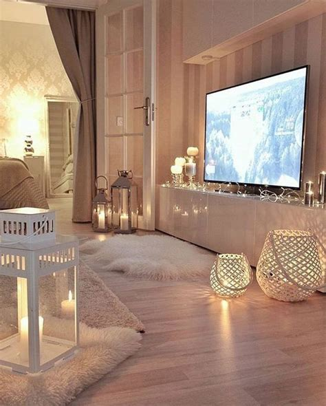 romantic living room ideas  pinterest