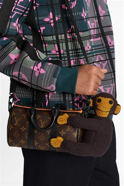 louis vuitton mini xs keepall steamer bags  girlstyle singapore