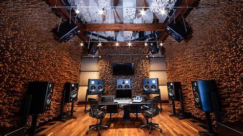 Music Studio Inspiration - 20 Beautiful Top Recording ...