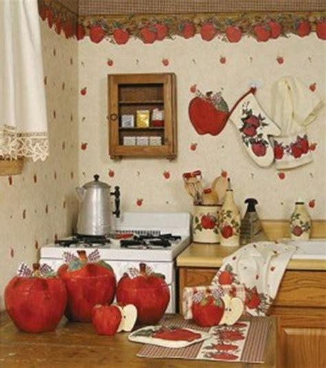 Apple Kitchen Decor Ideas by Apple Decorations For Kitchens Interior Design