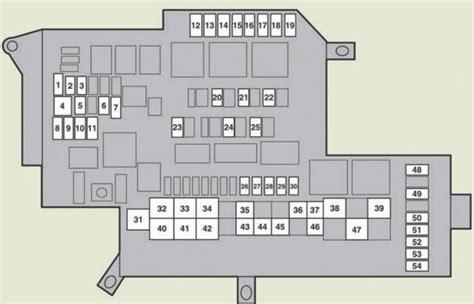 Lexus Gsh Fuse Box Diagram Auto Genius