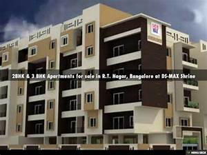 2BHK & 3 BHK Apartments for sale in R.T. Nagar, Bangalore ...