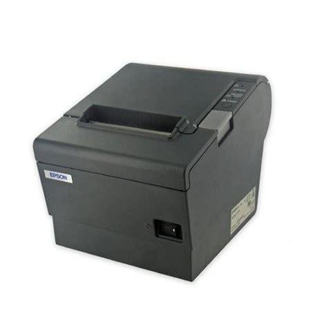 epson tm t88v printing light epson tm t88v thermal receipt printer the barcode