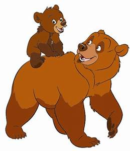 Brother Bear Clip Art | Disney Clip Art Galore