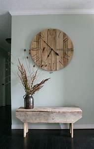 Horloge Moderne Murale : le horloge design murale moderne ~ Teatrodelosmanantiales.com Idées de Décoration