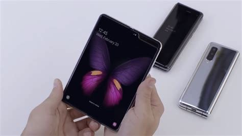 samsung galaxy fold release date and specifications the fone stuff
