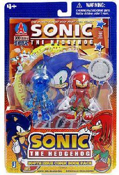 toydorks jazwares   sonic  hedgehog  pack