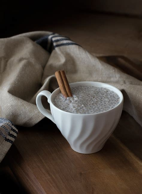 Pumpkin Seed Oil Capsules Hair by Coconut Spice Chia Pudding Recipe