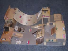 scott s homemade tech deck skatepark rs pinterest
