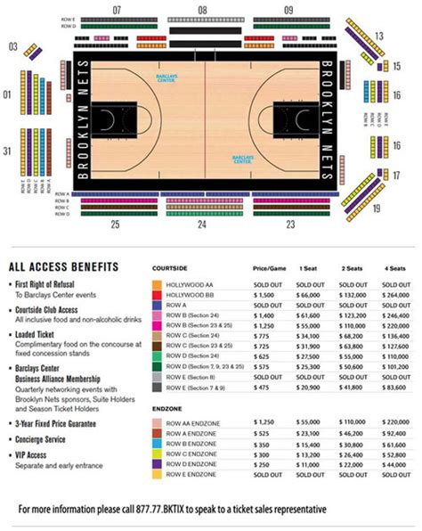 barclays center seating charts bed mattress sale