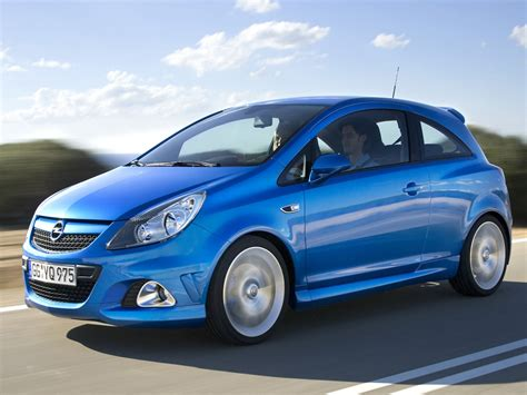 Car Opel by Car Pictures Opel Corsa Opc 2008