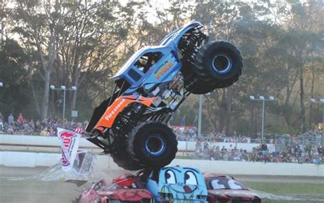 monster truck show near me sea fm festival of fire sunshine coast monster trucks