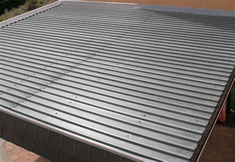 Carportdach  Dacheindeckung Carport