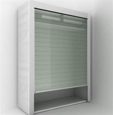 Kitchen Cupboard Roller Shutters by Door Cabinet Glass Roller Shutter Buy Kitchen For Cupboard