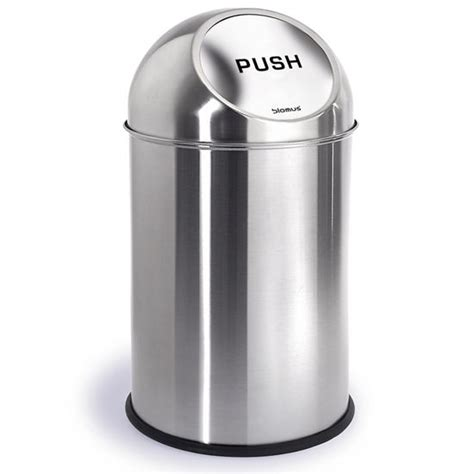 countertop trash  stainless steel trash  stainless