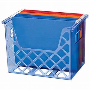 officemate blue glacier desktop file organizer 10 34 x 12 With plastic document holder office depot