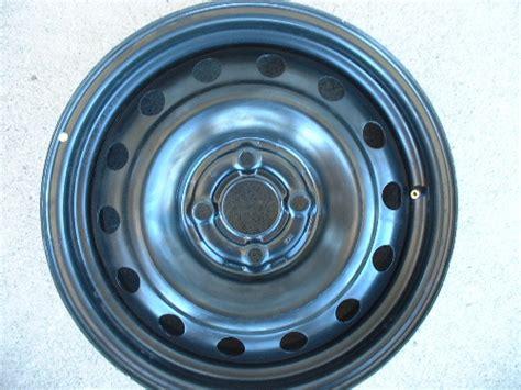 Honda Civic Steel Wheels