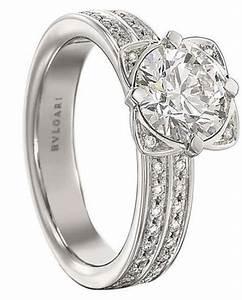 bvlgari engagement ring engagement rings wedding With bvlgari wedding ring set