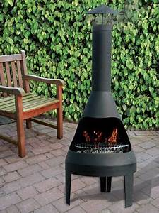 barbecue and metaux on pinterest With amazing decoration terrasse de jardin 4 deco cheminee avec insert