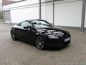 Audi Tt 8j Frontgrill Brilliantschwarz   Biete Audi