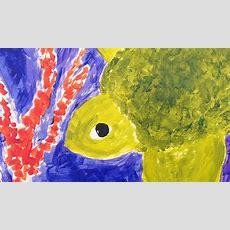 Exhibit Celebrates Artwork By Children In The Art For Kids