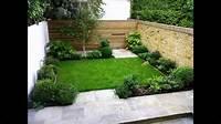 garden design ideas Cool Small back garden designs - YouTube