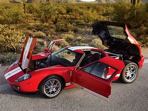2005, Ford, G, T, Supercar, Wallpapers, Hd, Desktop, And
