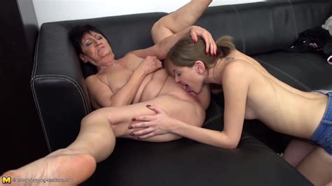 Taboo Lesbian Sex With Granny And Granddaughter Hd Porn 74