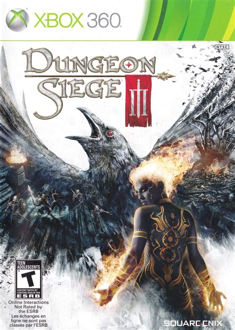 dungeon siege 3 xbox 360 review dungeon siege iii for xbox 360 2011 mobygames