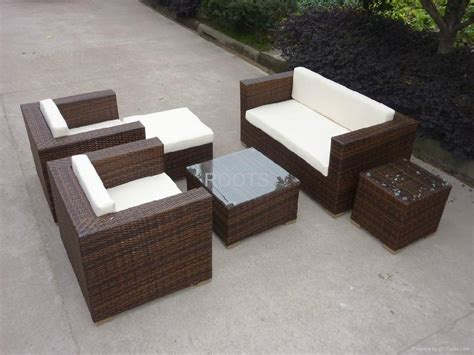 outdoor all weather wicker furniture peenmedia