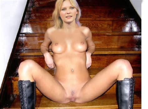 Kirsten Vangsness Nude
