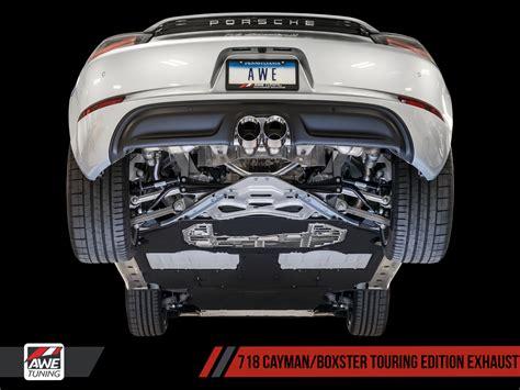 Porsche 718 Modification by Porscheboost Heavily Underrated Porsche 718 Boxster