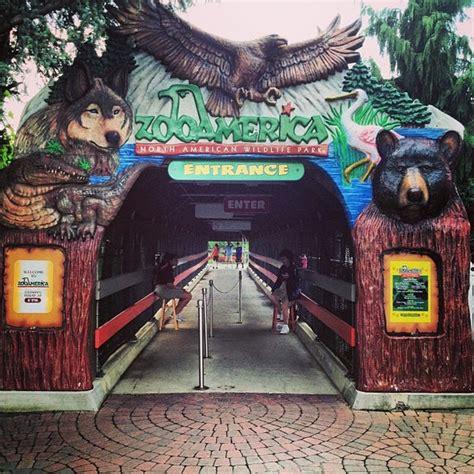 park north zooamerica american zoo