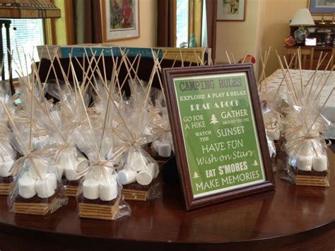 smores party favors set    bridal shower sweet