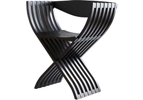 chaise curule curule ligne roset chair milia shop