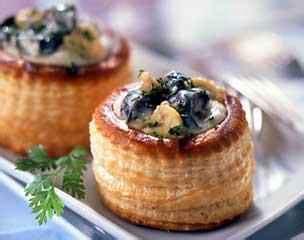 cuisiner des morilles recette vol au vent d 39 escargots au riesling notée 4 1 5