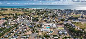camping les vikings camping normandie 5 etoiles With camping barneville carteret avec piscine