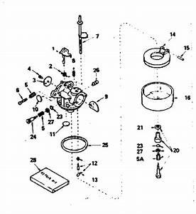 Craftsman Model 143756162 Engine Genuine Parts