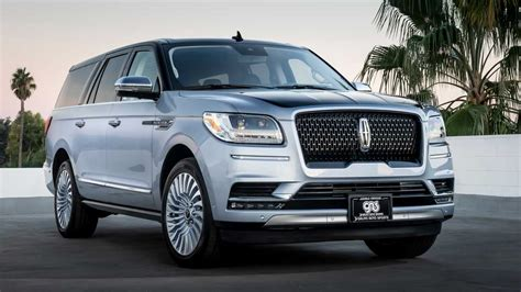 lincoln navigator black label  custom touch  jay