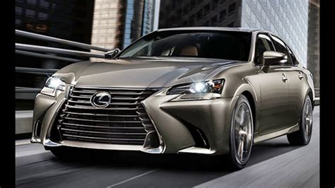 Redesign 2019 Lexus Gs 350 F Sport Concept Youtube