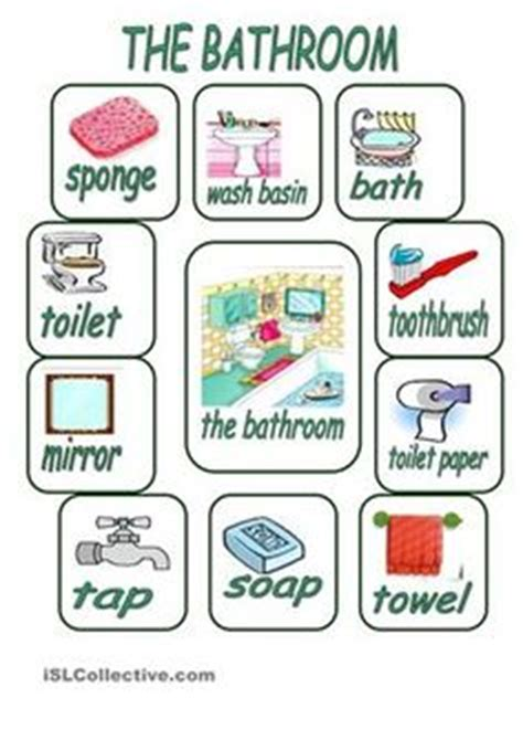 rooms  home images learning vocabulary early